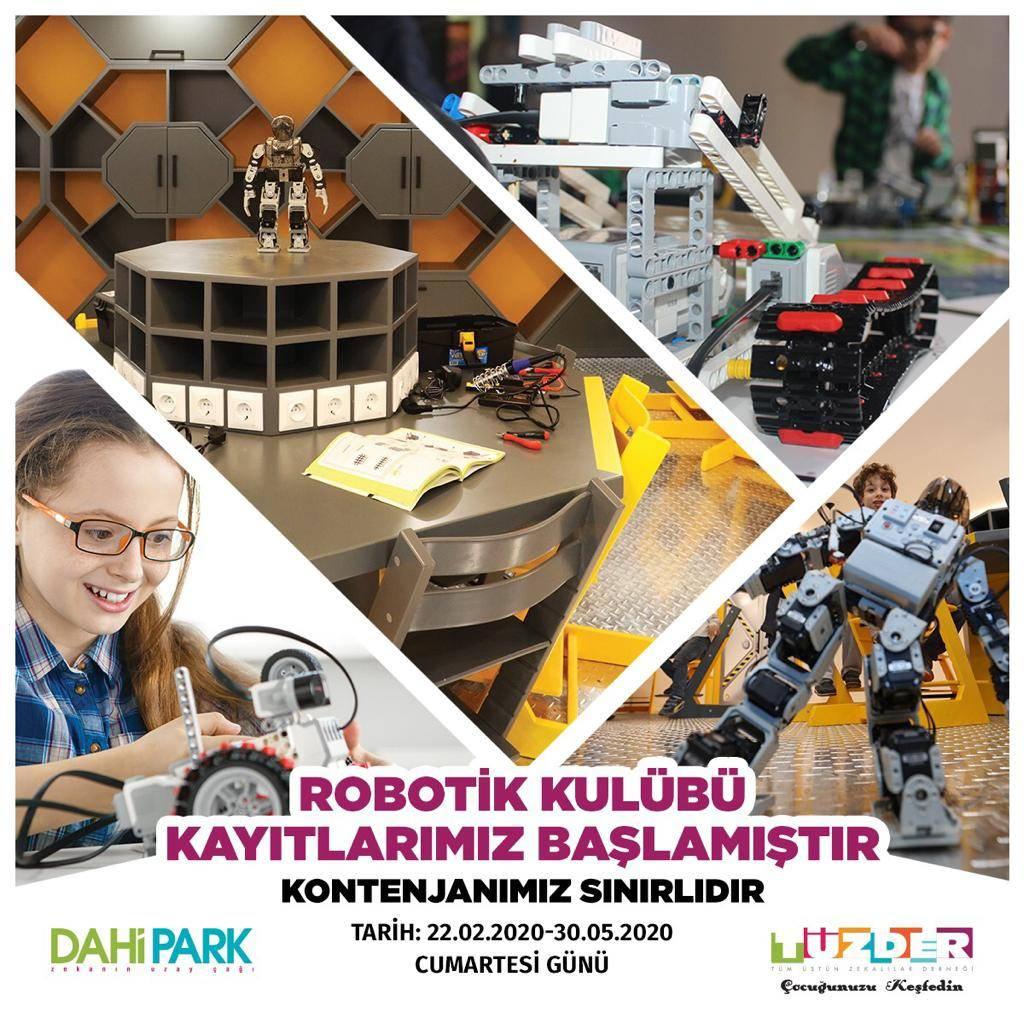 robotik kulübü kayitlari